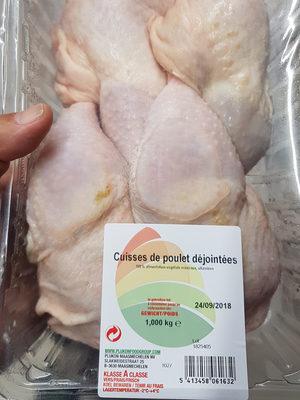 Cuisse de poulet Pingo Déjointé