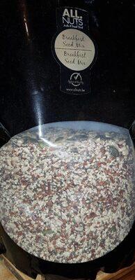 Breakfast seed mix