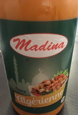 Sauce Algerienne
