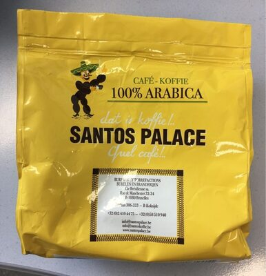 Santos Palace café