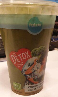 Mr DETOX Soup