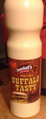 Buffalo tasty