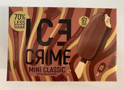 Ice Crime Mini Classic 5x50ml