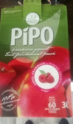 Pipo appel-framboos