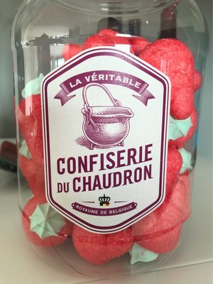 La véritable Guimauve goût fraise