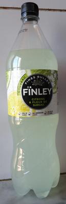 FINLEY, citrons & fleur de sureau