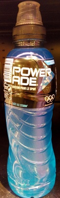 Powerade goût Ice Storm