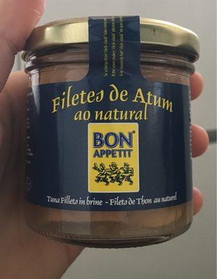Filetes De Atum
