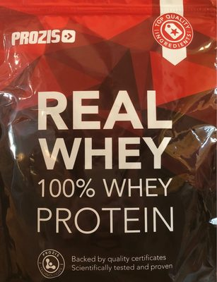 Real Whey Vanille