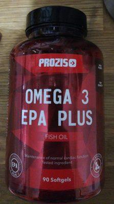 Oméga 3 EPA Plus