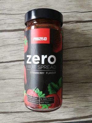 Zéro fruit spread