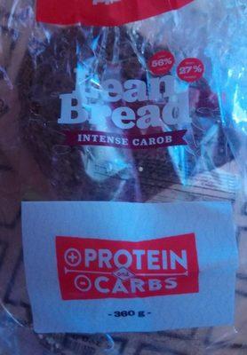 Lean Bread, intense carob