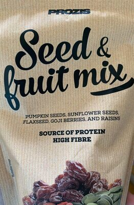 Seed & Fruit mix