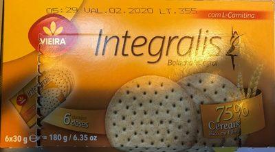 Vieira Integralis Biscuits 175