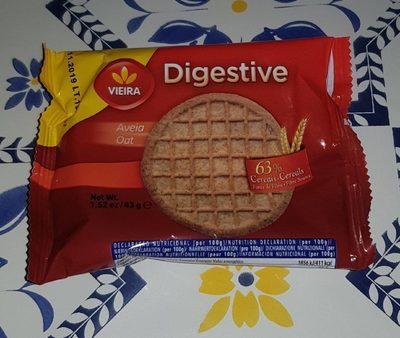 Digestive aveia