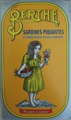 Sardines piquantes