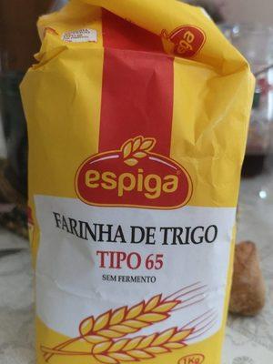 Farinha De Trigo Sem Fermento Espiga