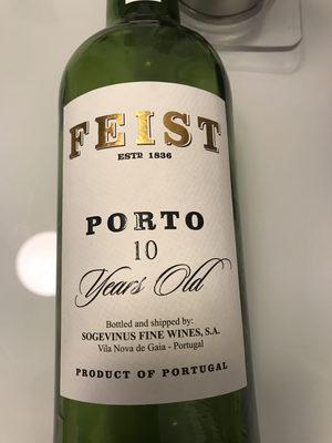 Porto 10 years old