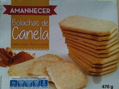 Bolachas de Canela