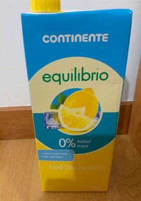 Equilibrio Iced Tea Lemon