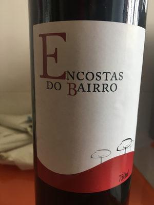 Vinho Tinto Encostas do Bairro
