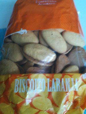 Biscoito loranja