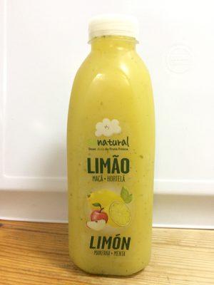 Limón manzana+menta