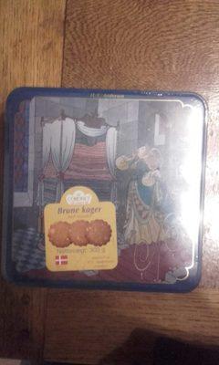 Brune kager Danois