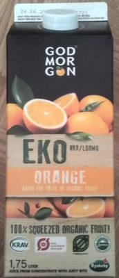 God Morgon EKO Apelsin