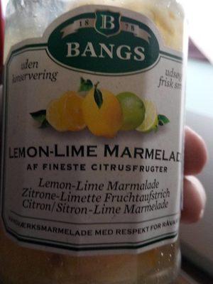 Lemon Lime Marmelade