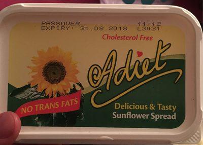 Margarine à Tartiner-- 250 g