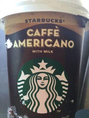 Caffè Americano with Milk