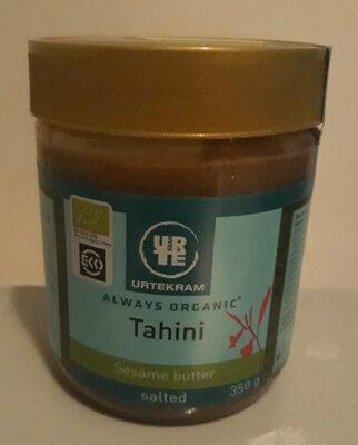 Tahini - sesame butter