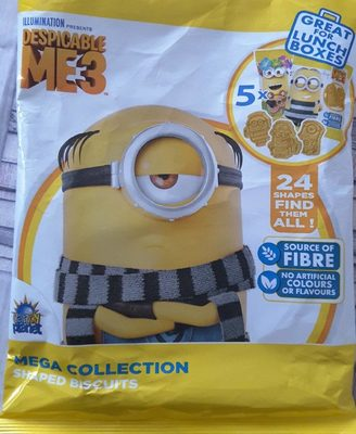 Illumination despicable me 3