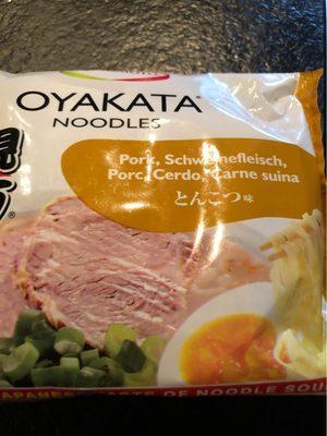 Ajinomoto Oyakata Ramen Tonkotsu Flavour