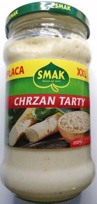 Chrzan tarty