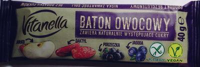 Baton owocowy