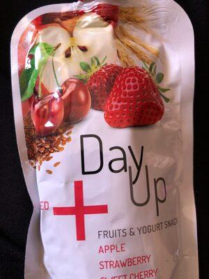 Day Up Fruit & Yogurt Snack