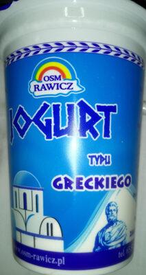 Jogurt typu greckiego