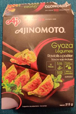 Gyoza Légumes