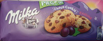 Milka Pieguski Choco Cookie Raisins