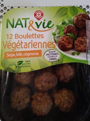 Boulettes végétariennes