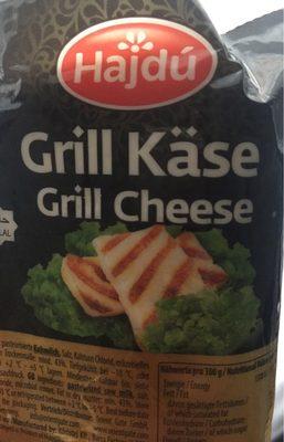 Grill käse