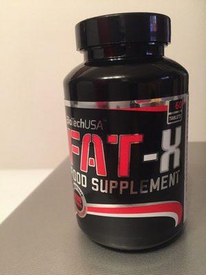Fat-x Biotech 60 Cap