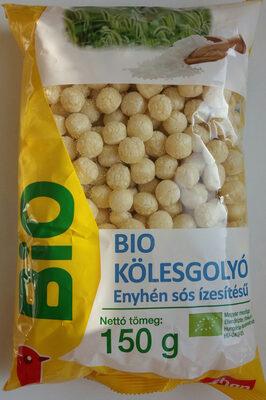 Bio kölesgolyó