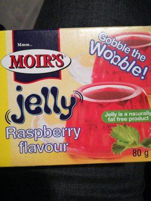 Moirs Raspberry Jelly 80 GR