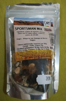 SPORTSMAN MIX