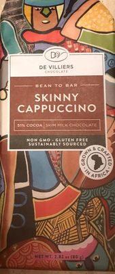 chocolat skinny cappuccino