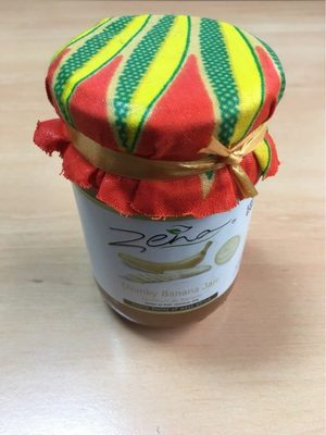 Chunky Banana Jam