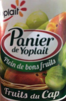 PANIER DE YOPLAIT